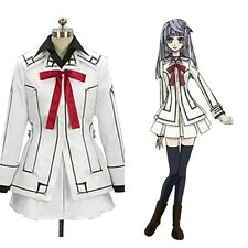 Vampire Knight Yuki Kuran Kurosu Cosplay Costume White Uniform Dress Outfit Suit
