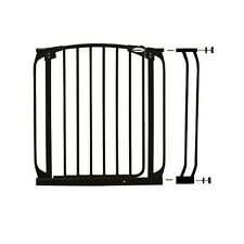 Bindaboo Pet Gates - 9cm Gate Extension Standard - Black
