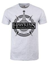 Hawkins Radio Club Men's Grey T-shirt