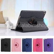 Detachable 360° Rotating Wallet Flip Stand Cover Case For iPad Mini 1 2 3 4