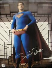 Brandon Routh Hand Signed Autographed 11x14 Photo Superman GA 769624