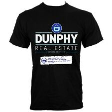 Dunphy Real Estate Men's Black T-shirt