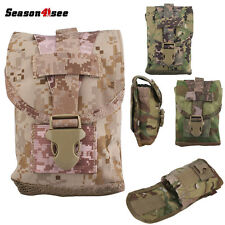 1PC Outdoor Tactical Molle MLCS Style Protective Canteen Water Bottle Pouch Bag