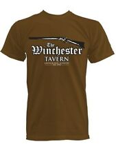 New The Winchester Tavern Brown Men's T-Shirt