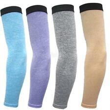 1 Pair of Cycling Sun UV Protection Arm Sleeves Athletic Arm Warmer