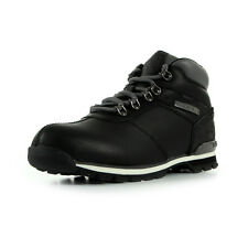 Chaussures Boots Timberland homme Splitrock 2 Hiker Black Smooth taille Noir