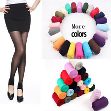 New Fashion Ladies Opaque Footed Tights Sexy Women's Pantyhose Stockings Socks