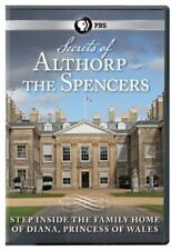 Secrets of Althorp: The Spencers (DVD, 2013)  SEALED
