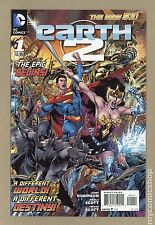 Earth 2 (2012 DC) #1A VF+ 8.5