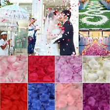 500pcs Rose Petals  Wedding Flower Petals  Simulation Of Petals  Hand Flowers