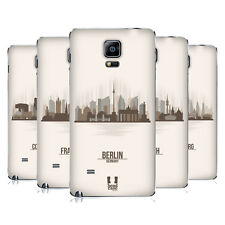 HEAD CASE DESIGNS CITY SKYLINES - GERMANY BATTERY COVER FOR SAMSUNG PHONES 1