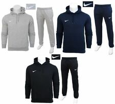 Mens New Full Hooded Tracksuit Joggers Pants And Hoodie Nike S - XL