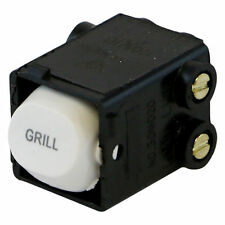 35AMP GRILL Switch Mech - DOUBLE POLE - Clipsal Compatible !