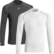 2016 Mizuno Drylite Training Baselayer Top Mens Long Sleeve Golf T-Shirt