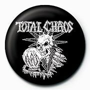 Total Chaos Crystal Ball Badge