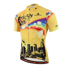 Mens Cycling Jersey Shirts Ropa Ciclismo Cycle Clothes Bike Jersey Tops Cycling