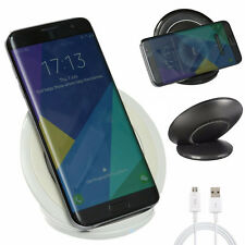 Qi Wireless Fast Charging Charger Dock Pad Samsung Galaxy Note 7 S7 iPhone LG