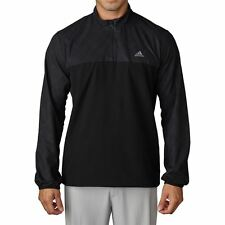 Adidas Golf 2016 Climastorm™ Competition 1/4 Zip Mens Performance Wind Jacket