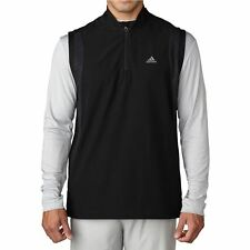 Adidas Golf 2016 Climastorm™ 1/4 Zip Competition Mens Performance Wind Vest