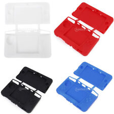 Silicone Console Housing Cover Case Skin Protector Shell for New Nintendo 3DS