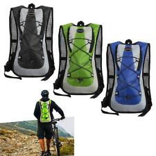5L Unisex Bicycle Cycling Rucksack Backpack Hydration Pack Water Bladder Bag