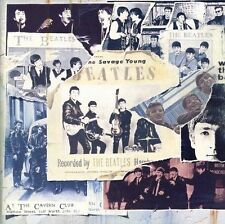 BEATLES 2 CD SET ANTHOLOGY 1 PAUL MCCARTNEY JOHN LENNON GEORGE HARRISON