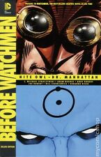 Before Watchmen: Nite Owl/Dr. Manhattan HC (2013 DC) Deluxe Edition #1-1ST NM