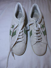 CONVERSE ALL STAR TRAINERS 1990S VINTAGE UK SIZE 10 SUEDE - USED
