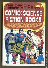 Official Price Guide to Comic & Science Fiction Books (1978) #4 FN 6.0