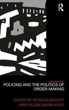 NEW Policing and the Politics of Order-Making by Hardcover Book (English) Free S