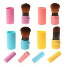 Retractable Face Cheek Powder Foundation Blush Brush Cosmetic Makeup Accessories