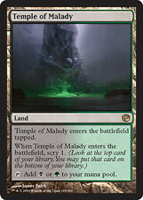 MTG 1x  Temple of Malady - Foil NM-Mint Journey Into Nyx - Foil English