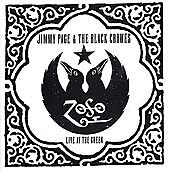 Live at the Greek by Jimmy Page/Jimmy Page & the Black Crowes/The Black...