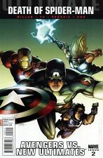 Ultimate Avengers vs. New Ultimates (2011 Marvel) #2A VF