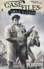 Case Files Sam and Twitch (2003) #8 VF