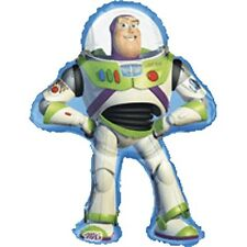 "35"" Buzz Lightyear Shape Mylar Foil Balloon (Toy Story)"