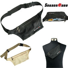 Outdoor Sport Runner Pack Waist Bum Bag Fitness Running Jogging Pouch Belt