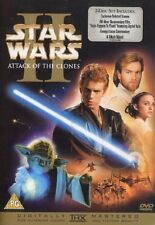 Star Wars: Episode II - Attack of the Clones [DVD] [2002], Very Good Condition D