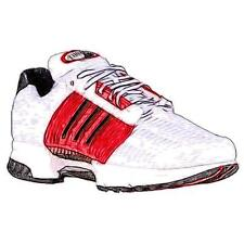 adidas ClimaCool 1 - Men's Running Shoes (White/Red/Black Width:Medium)