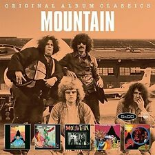 Original Album Classics - 5 DISC SET - Mountain (2016, CD NEW)