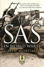 Osprey Historical Book SAS in World War II, The SC MINT