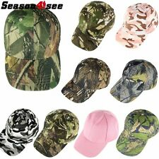 10Color Tactical Adjustable Baseball Hat Outdoor Military Hunting Camouflage Cap
