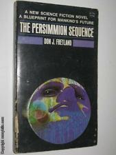 The Persimmion Sequence: Oleandre Trilogy #1 by DON J. FRETLAND - 1971 Small PB