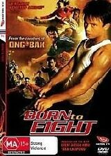 BORN TO FIGHT DVD, REGION 4, BRAND NEW AND SEALED, FREE POST!