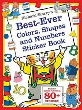 Richard Scarry's Best Ever Colors, Shapes, and Numbers by Scarry, Richard