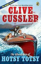 The Adventures of Hotsy Totsy by Cussler, Clive 9780142418734 -Paperback