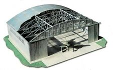 Aviation garage aircraft- scale 1/48 - All parts cut by laser !