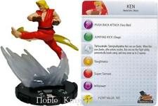 WizKids Street Fighter Heroclix Ken #021 NM
