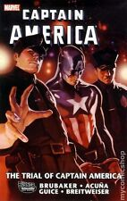 Captain America The Trial of Captain America TPB (2011 Marvel) #1-1ST NM