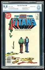 New Teen Titans (1980) (Tales of ...) Canadian Price Variant #39 CBCS 9.8